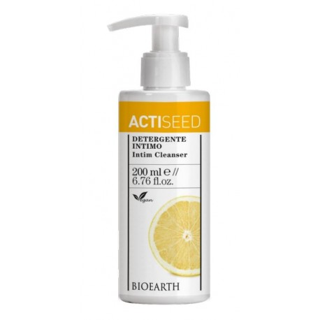 Detergente intimo Actiseed - Bioearth