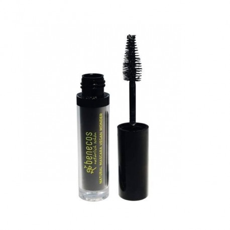 NATURAL MASCARA VEGAN WONDER - STEEL GREY