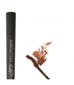 IMPECCABLE - Mascara Biologico MARRONE