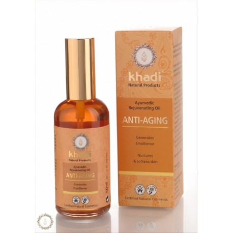 OLIO AYRVEDICO ANTI AGE - New