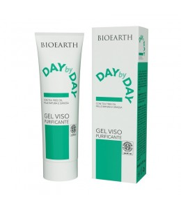 GEL VISO PURIFICANTE pH 5 - Day By Day - Bioearth