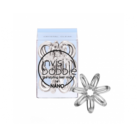 INVISIBOBBLE - NANO - Crystal Clear