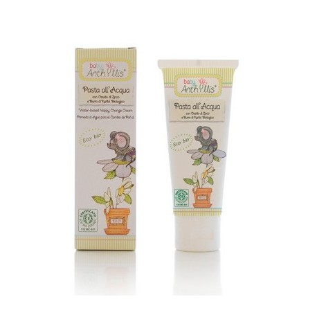 ANTHYLLIS BABY - PASTA ALL ACQUA con ossido di Zinco