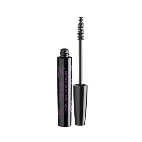 NATURAL MASCARA MULTI EFFECT - JUST BLACK