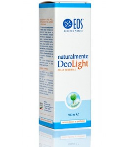 NATURALMENTE DEO LIGHT - PELLE SENSIBILE - EOS Natura