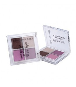NATURAL QUATTRO EYESHADOW BEAUTIFUL EYES - Benecos
