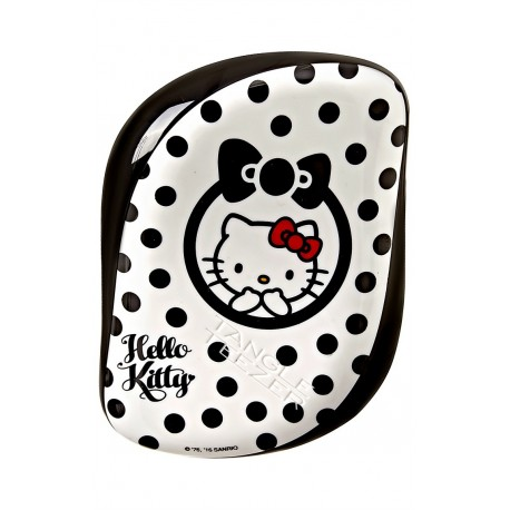 TANGLE TEEZER - COMPACT STYLER HELLO KITTY BLACK