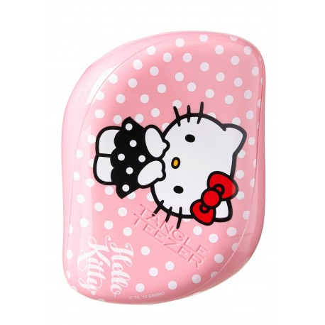 TANGLE TEEZER - COMPACT STYLER HELLO KITTY PINK