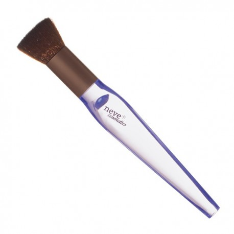 Pennello Crystal Flat Neve Cosmetics