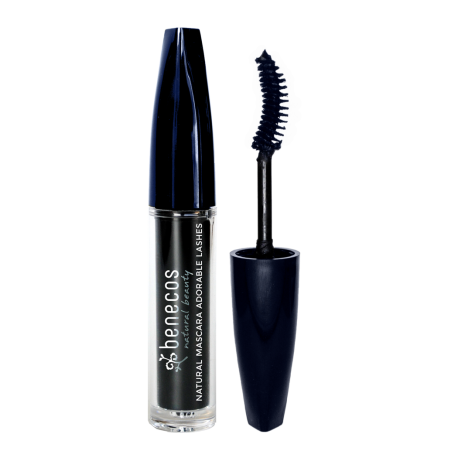 NATURAL MASCARA Adorable Lashes - Deep Ocean - Benecos