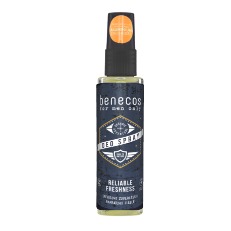 Natural Deo Spray - Men Only - Benecos