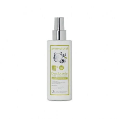 Deodorante Ialuronico Spray - Melagrana - GreeNatural