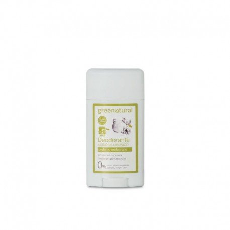Deodorante Ialuronico Gel - Melagrana - GreeNatural