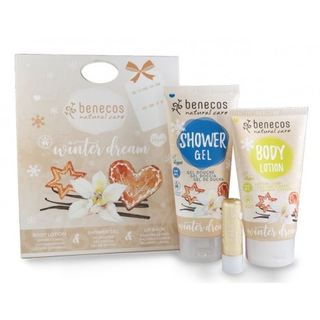 Winter Dream - Gift Set Vaniglia - Benecos