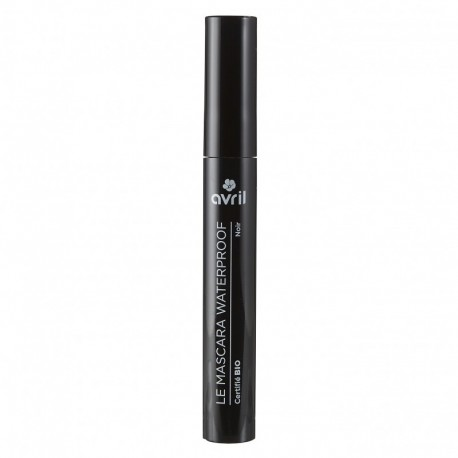 MASCARA WATERPROOF BIO - NERO - Avril
