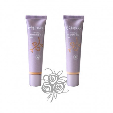 Natural BB Cream 8 in 1 - Benecos