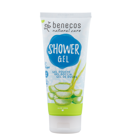 Natural Shower Gel - ALOE VERA - Benecos