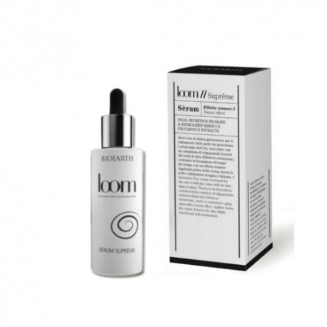 Loom Supreme Serum - Bioearth