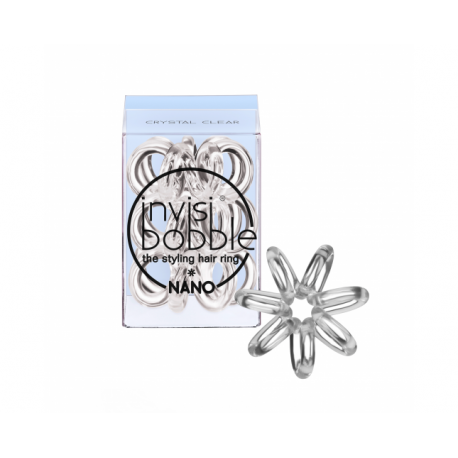 INVISIBOBBLE - NANO - TO BE OR NUDE TO BE