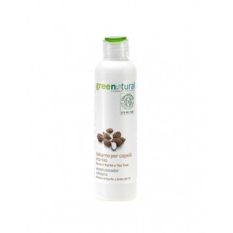 BALSAMO CAPELLI KARITE E TEA TREE