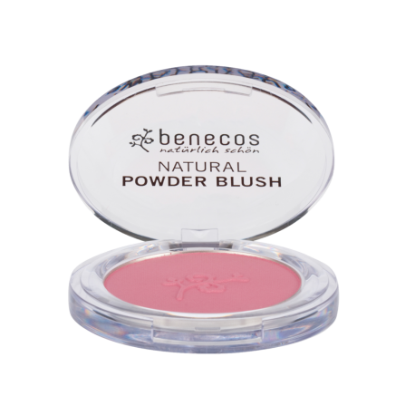 Compact Blush Mallow Rose Benecos