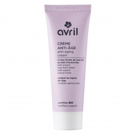 Crema Anti età Bio - Avril