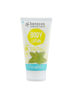 Natural Body Lotion - ALOE VERA - Benecos