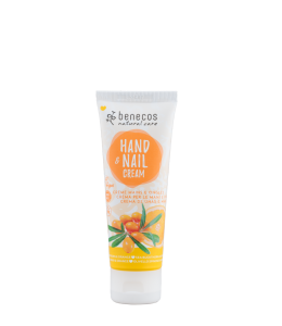 Natural Hand and Nail Cream - Olivello spinoso e Arancio