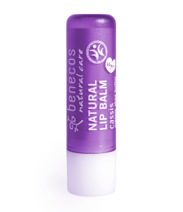 Natural Lip Balm - Cassis - Burrocacao Lampone Benecos