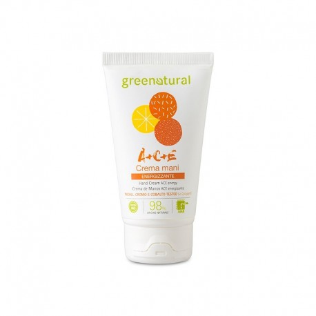 Crema Mani ACE Multivitaminica - GreeNatural
