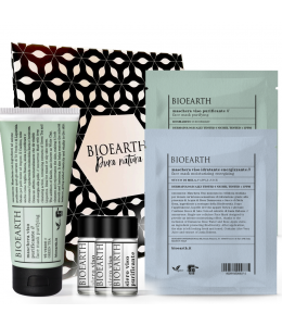 Purity Routine - Gift Set Bio MAsk - Bioearth