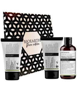 PERCORSO ANTIOXIDANT - Beauty Routine Capelli - Bioearth