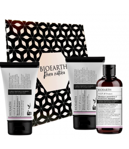 PERCORSO PROTECT - Beauty Routine Capelli - Bioearth