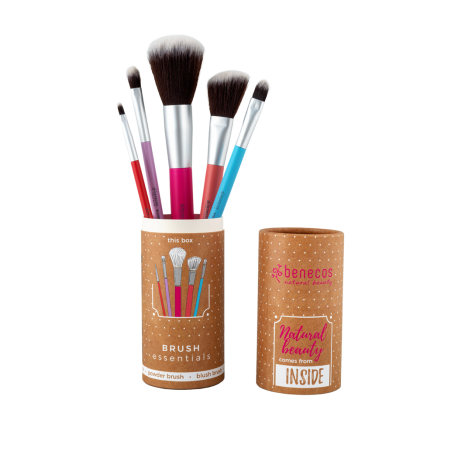 Brush Essentials - Gift Set - Benecos