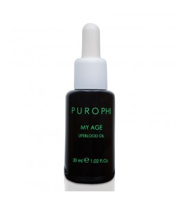 My age lifeblood oil - Purophi