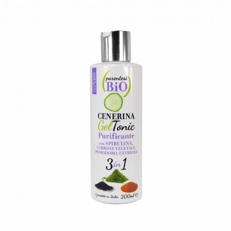 Cenerina - Gel Tonic purificante - Parentesi Bio