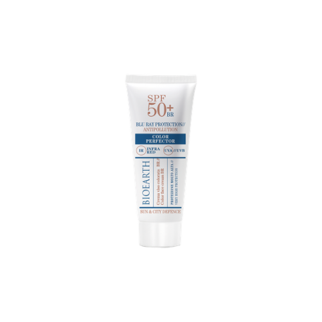 Crema viso SPF 50+ BR ColorPerfection - Bioearth Sun & City