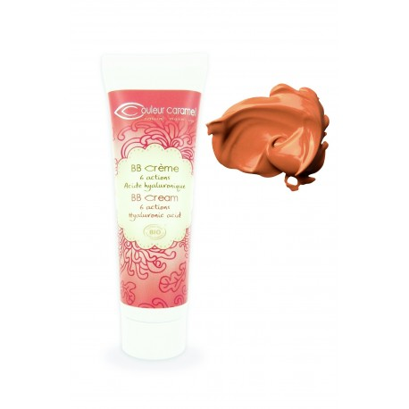 BB Cream Bio - Couleur Caramel
