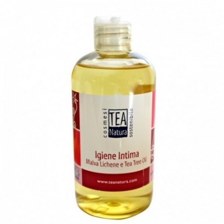 IGIENE INTIMA MALVA LICHENE E TEA TREE OIL