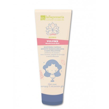 Wondermask hair Volume- Inner - La Saponaria