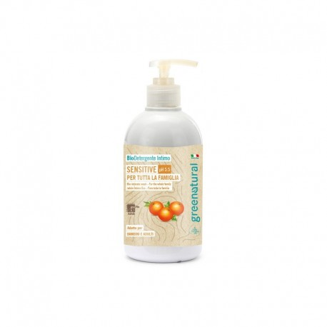Detergente intimo sensitive ph 5.5- GreeNatural