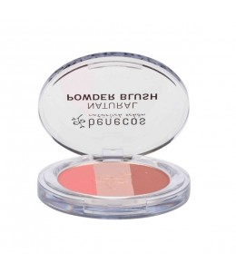 COMPACT BLUSH TRIO - FALL IN LOVE - Benecos