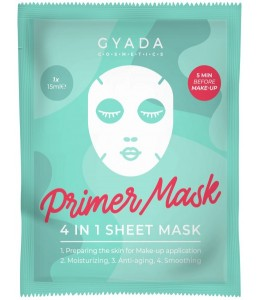 Primer Sheet mask 4 in 1 - Gyada Cosmetics