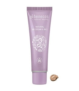 NATURAL BB CREAM 8 IN 1 - BEIGE - Benecos