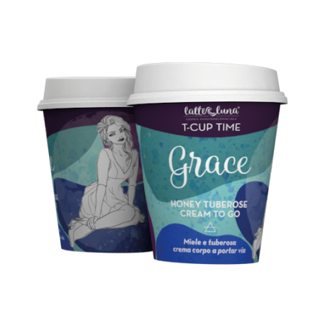 Grace - Cream to go - T-Cup Time -...