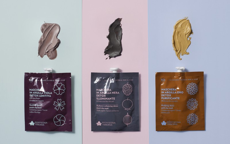 Maschere all'argilla Biofficina e Multimasking - Best 2018