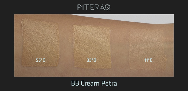 BB Cream Petra di Piteraq Swatch
