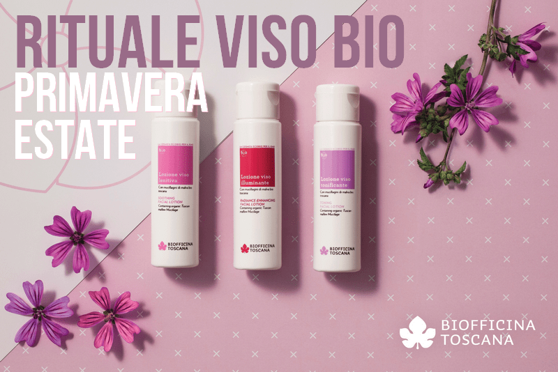 Come impostare una beauty routine primavera estate